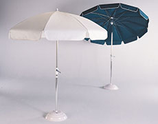 7' Drape Umbrella 2