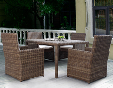 5 Pc. Coronado Dining Set