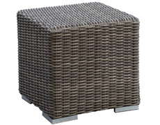Coronado Wicker End Table 2101-ET