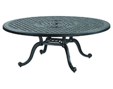 "Grand Terrace 42"" Round Chat Table 10340M42"
