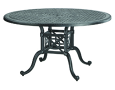 "Grand Terrace 48"" Round Dining Table 10340A48"