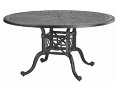 "Grand Terrace 54"" Round Dining Table 10340A54"
