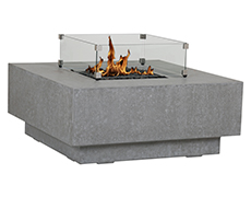 Gravelstone Square Fire Table 6001-FT4040