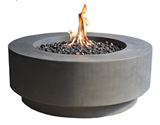 Gravelstone Round Fire Table 6001-FT41R