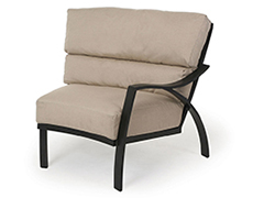 Heritage Cushion Left Arm Chair HE-496