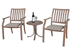 Island Breeze 3 pc. Slatted Balcony Group (PJO-1001-ESP-3AE)
