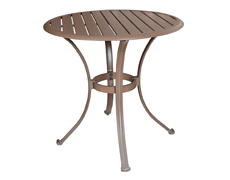 "Island Breeze 30"" Round Bistro Table (PJO-1001-ESP-BT)"