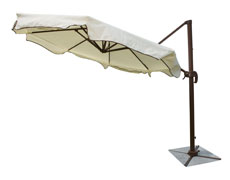 Panama Jack Island Breeze 10 ft Cantilever Umbrella PJO-6001-ESP-CU
