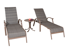 3 Pc. Island Cove Chaise Lounge Set (PJO-8001-ESP-3PCC)