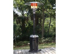 Kalahari Patio Heater - Black