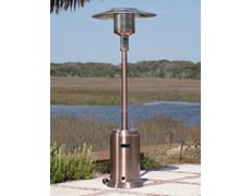 Kalahari Patio Heater - Copper
