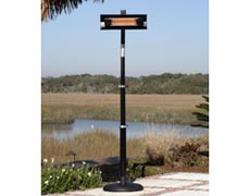 Karoo Infrared Patio Heater - Black