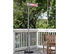 Karoo Steel Infrared Patio Heater