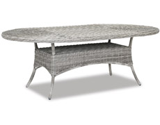 "La Costa 84"" Oval Table 1401-T84"