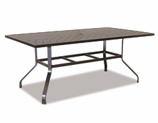 "La Jolla 72x42"" Rectangular Dining Table 401-T72"