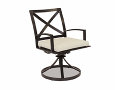 La Jolla Swivel Dining Chair 401-11