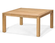 "Lancaster 43"" Sq Reclaimed Teak Dining Table FP-LAN-DT-TK"