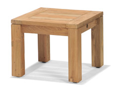 Lancaster Reclaimed Teak End Table FP-LAN-ET-TK
