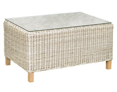 Lassiter Woven Coffee Table FP-LAS-CT-AL
