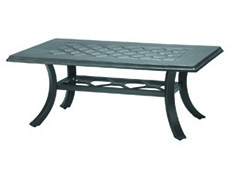 "Madrid II 24"" x 48"" Rectangular Coffee Table 104300F3"