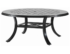 "Madrid II 42"" Round Chat Table 10430M42"