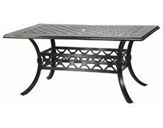 "Madrid II 42"" x 63"" Rectangular Dining Table 104300C1"