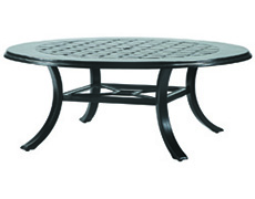 "Madrid II 48"" Round Chat Table 10430M48"