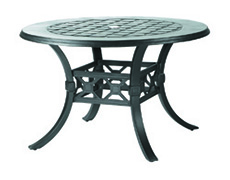 """Madrid II 48"""" Round Dining Table 10430A48"""