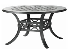 """Madrid II 60"""" Round Dining Table 10430A60"""