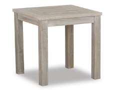 Manhattan Teak End Table 5201-ET