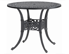 """Michigan 36"""" Round Dining Table 10140A36"""