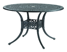 "Michigan 48"" Round Dining Table 10140A48"