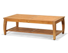 Miramar Plantation Teak Coffee Table FP-MIR-CT-TK