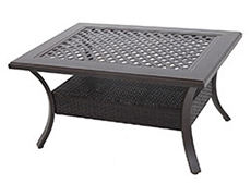Somerset Mixed Material Cast Coffee Table C143244-01-CRCN