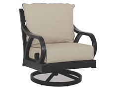 Monterey Swivel Rocker Club Chair 3001-21SR