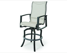 """New Haven Sling 26"""" Barstool NH-170S"""