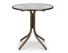 """Obscure 36"""" Round Counter Table 525ACR"""