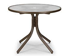 "Obscure 36"" Round Dining Table 526ACR"