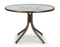 "Obscure 42"" Round Dining Table 533"