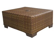 St. Barths Coffee Table PJO-3001-BRN-CT