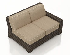 Pavilion Sectional Right Arm Facing Loveseat FP-PAV-RAFL-SW