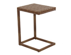 St. Barths End Table PJO-3001-BRN-ET