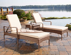 3 Pc. Key Biscayne Chaise Lounge Set (PJO-7001-ATQ-3PCL)