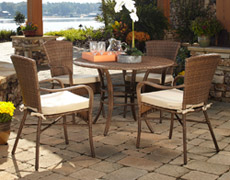 5 Pc. Key Biscayne Dining Set (PJO-7001-ATQ-5PC)