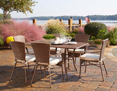 7 Pc. Key Biscayne Dining Set (PJO-7001-ATQ-7PC)