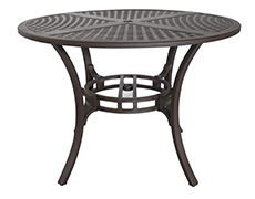 Riva Traditional Cast Balcony/Bar Table C823637-01-CRPN