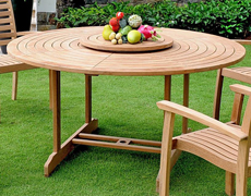 Royal Round Table with Small Table Top HLT316