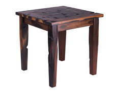 Rustica Ancient Shipwood Round Chat Table FP-RUS-CHT