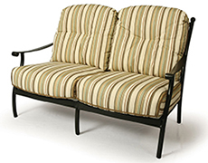 Seville Cushion Love Seat SE-882