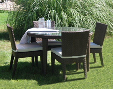 5 Pc. Soho Dining Set (5PC-SET-903)